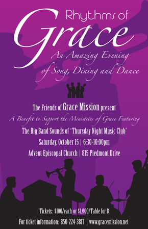 Rhythms Of Grace Poster Copy